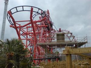 Flamingo Land Theme Park & Zoo - Mumbo Jumbo