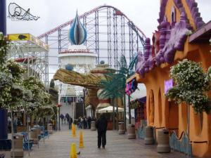 2. Den - Blackpool Pleasure Beach